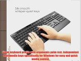Anker? Slim Portable Wireless Keyboard and Optical Mouse