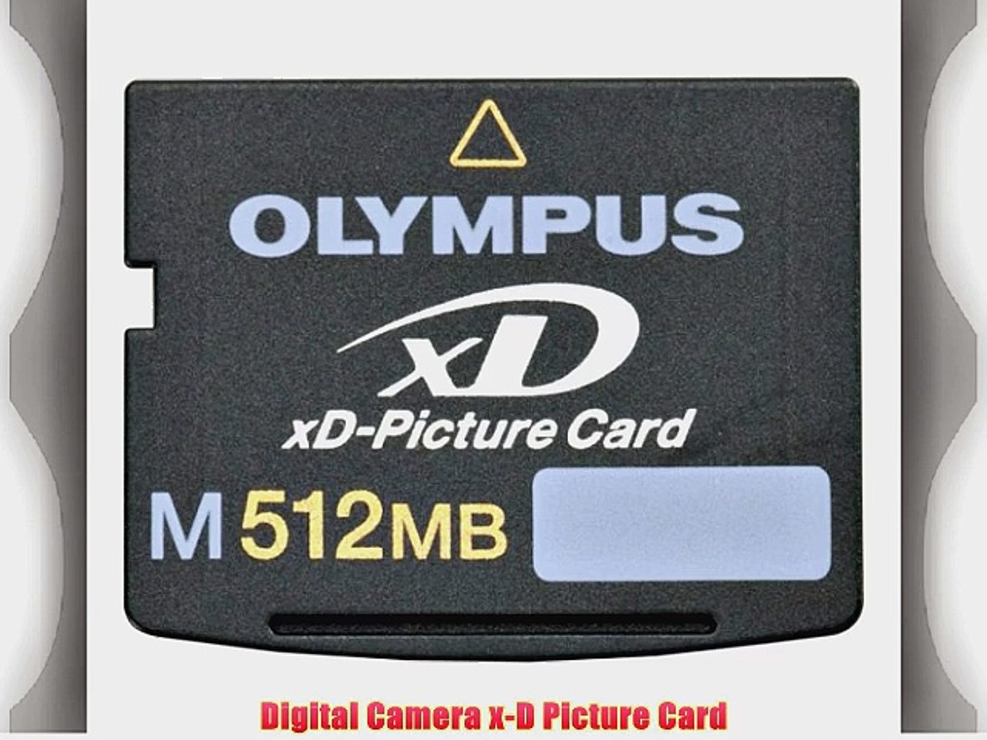 Olympus XD M 512 MB FLASH PICTURE CARD 200395