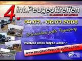 Peugeot-Treffen-Cottbus 2008