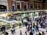 Battle of Boris, Liverpool Street Station