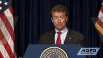 Rand Paul mocks John McCain for posing with Syrian kidnappers