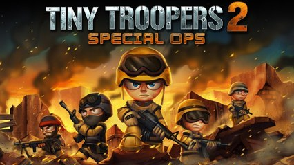 Tiny Troopers 2 secondo capitolo sparatutto su iOS e Android - AVRMagazine.com