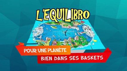 Jeu l'Equilibro - Pour une planète bien dans ses baskets!