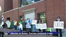 Attentats de Boston: Tsarnaev condamné à mort
