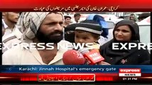 See What People are Saying on Imran Khan's Arrival in Jinnah Hospital
