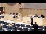 William Petzäll (Sd) om ändring av grundlagen 24 Nov 2010