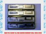 8GB PC2 5300F 4x 2GB SERVER MEMORY DELL 1950 2950