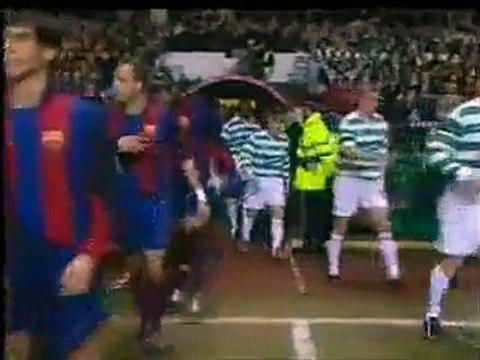 Chants de supporters Celtic Glasgow foot football chants supporters Ecosse