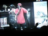 2face on stage african king