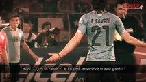 Copa America : ce qu'a dit Cavani à Jara lorsqu'il a reçu son doigt !