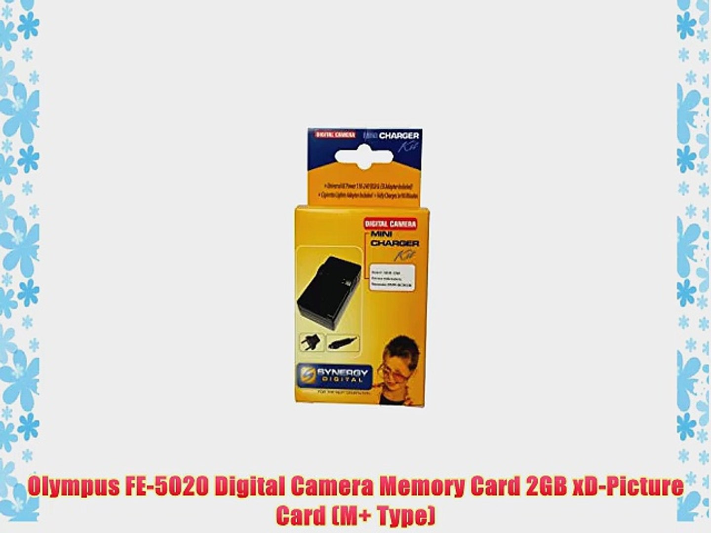 2GB XD MEMORY CARD for OLYMPUS FE-240 Digital Camera