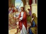 Droga krzyżowa Stacja I Jezus na śmierć skazany
