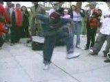 Breakdance Krump Dance Battle