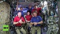 ISS: Expedition 43 hands command over to Expedition 44