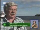 Acidente do Ilha Azul na Ilha Graciosa RTP AÇORES 05 SET 07