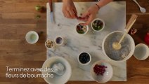 Recette - le pudding aux graines de chia