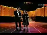 Mireille Mathieu et Patrick Duffy Together we're strong