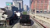 Grand Theft Auto V - PC gameplay - Max settings (1080p, 60 fps)