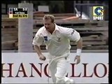 *BRUTAL* Most dangerous ball in ANY cricket match! 2001/02 Hobart
