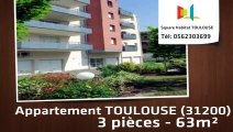 A vendre - Appartement - TOULOUSE (31200) - 3 pièces - 63m²