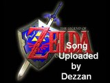 The Legend of Zelda - Ocarina of Time - Title Theme Music