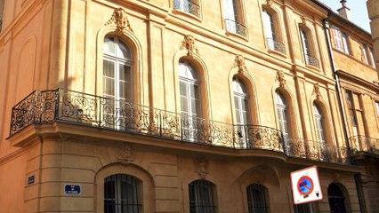Appartement de Prestige A VENDRE Aix-en-Provence - hôtel particulier quartier mazarin - 365 m2