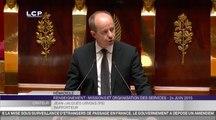 TRAVAUX ASSEMBLEE 14E LEGISLATURE : Discussion dans l'hémicycle du projet de loi sur le renseignement