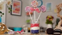 Patriotic Oreo Pops For This Fourth of July
