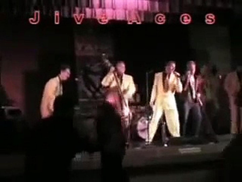 The Jive Aces & Cactus - Jump Jive An' Wail