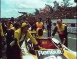1977 - Alpine A442 V6 Turbo at the 24 Heures du Mans race