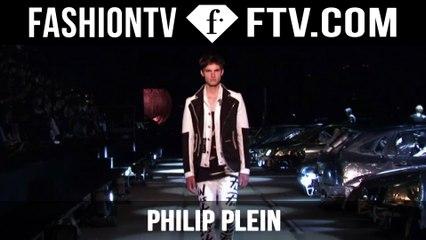 Philipp Plein Show Spring/Summer 2016 | Milan Collections: Men | FashionTV