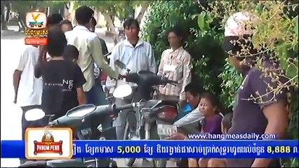 Khmer News, Hang Meas News, HDTV, Afternoon, 25 June 2015, Part 03