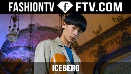 Iceberg Show Spring/Summer 2016 | Milan Collections: Men | FashionTV
