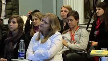 Expedition Copenhagen Presents to Danish Institute for Study Abroad