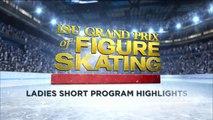 2013 Hilton HHonors Skate America - Ladies Short Program Highlights