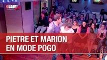 Pietre et Marion en mode Pogo - C'Cauet sur NRJ