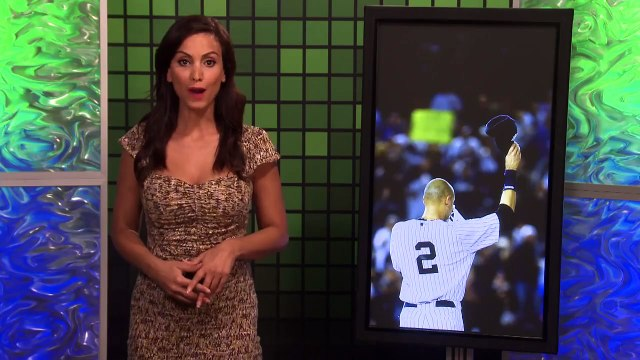 Derek Jeter Hits Walk Off In Last Yankee Home Game