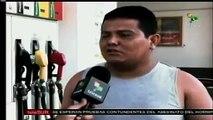 Continúan a la alza precios de combustibles en El Salvador
