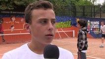 Raphaël Bonnet Flores, champion de France 14 ans 2015