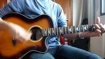 Avenged Sevenfold-So far away-Acoustic Guitar Cover  by Avenger Gates