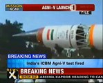 India launches Agni-5 missile - NewsX