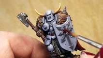 How to paint realistic blood effects