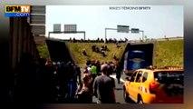 UberPop: les aéroports de Roissy et d'Orly bloqués toute la journée
