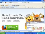 Step By Step Guide Showing How To Install Mozilla Firefox 8 Web Browser On Windows XP