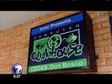 Reportaje del Intel Computer Clubhouse CEDES Don Bosco en Telenoticias - Canal 7