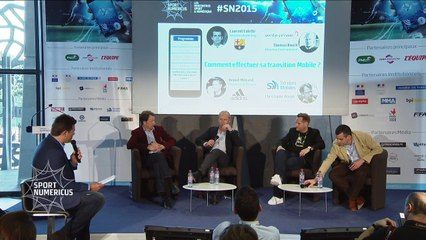 Conférence 2 SN2015 : Comment effectuer sa transition mobile ?