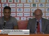 25 06 2015 - Arrivée de Rachid Alioui
