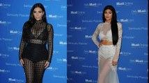Kim Kardashian und Kylie Jenner in zueinander passenden Looks bei einer Cannes Jacht Party