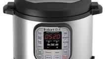Instant Pot IP-DUO60 - Instant Pot IP-DUO60 7-in-1 Programmable Pressure Cooker