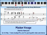 'Maiden Voyage' (Herbie Hancock) - jazz piano lesson